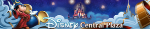 logo Disney Central Plaza